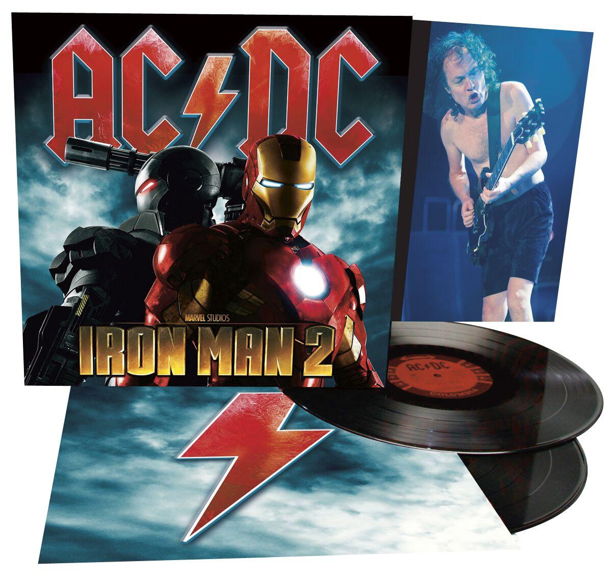 Image of   AC/DC Iron Man 2 2-LP standard