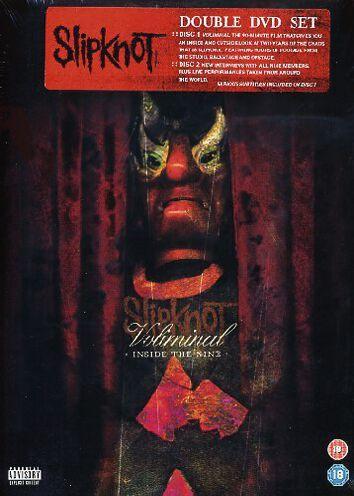 Image of   Slipknot Voliminal: Inside the nine 2-DVD standard