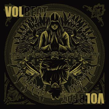 Image of   Volbeat Beyond hell / Above heaven CD standard