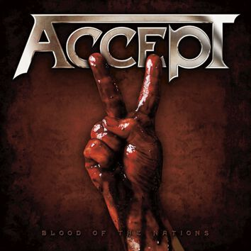Image of   Accept Blood of the nations CD standard