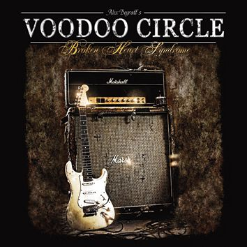 Voodoo Circle Broken heart syndrome CD multicolor AFM 3172