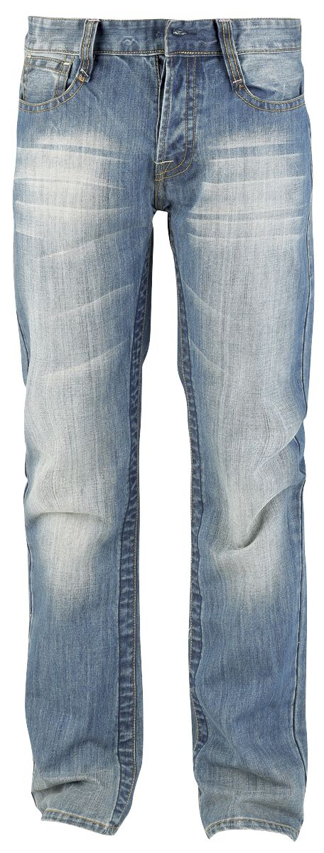 Image of   Forplay Salomon Jeans blå