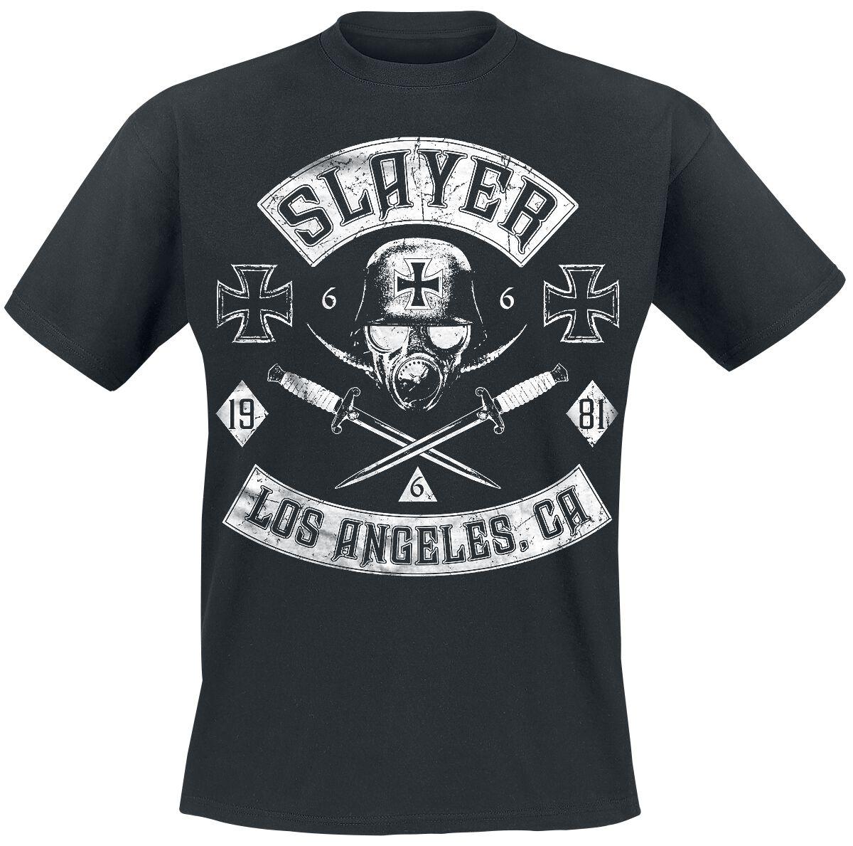 Image of   Slayer Tribe T-Shirt sort