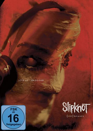 Image of   Slipknot (Sic)Nesses Live At Download 2-DVD standard