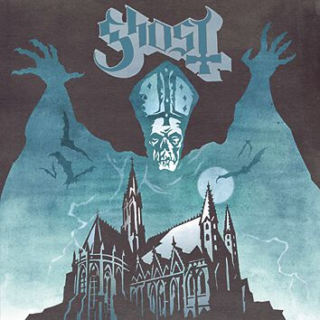 Ghost Opus eponymous CD multicolor RISE 124