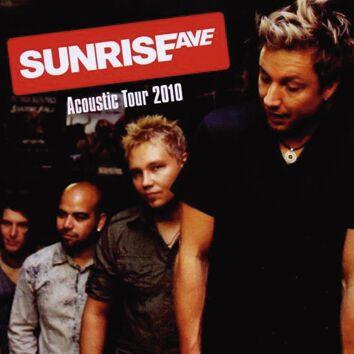 Sunrise Avenue Acoustic tour 2010 CD Standard