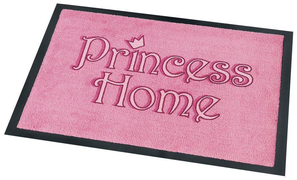 Image of   Princess Home Dørmåtte pink