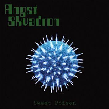 Image of Angst Skvadron Sweet poison CD Standard