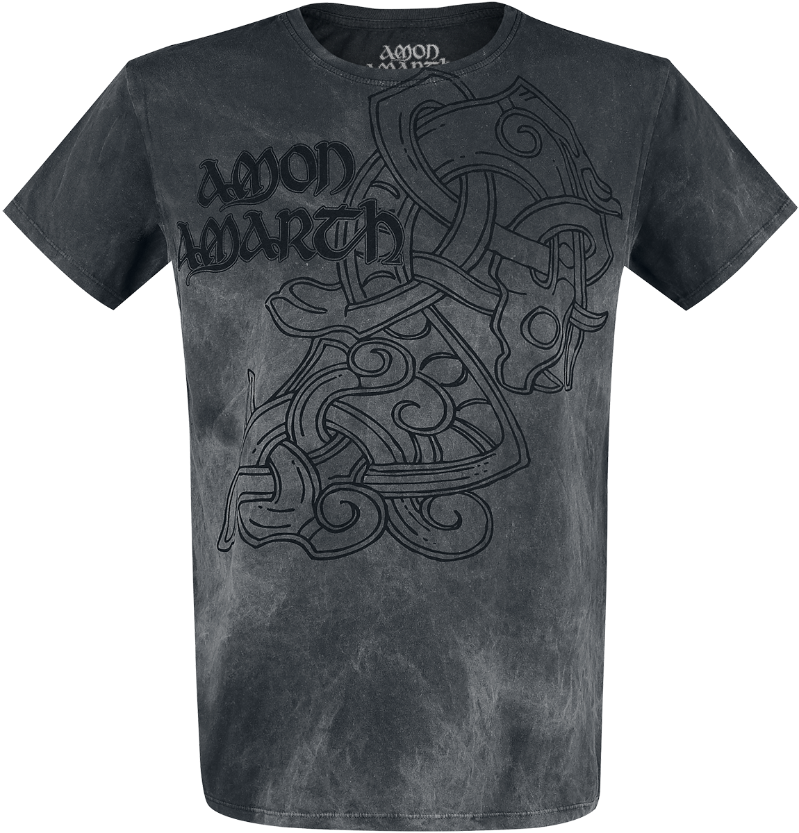 Amon Amarth - Pure Viking - T-Shirt - charcoal