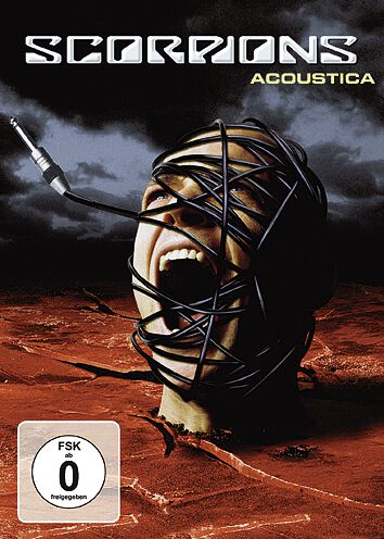 Scorpions Acoustica DVD Standard