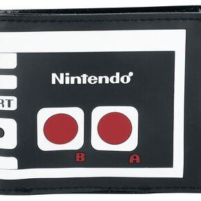 Nintendo Manette Portefeuille noir