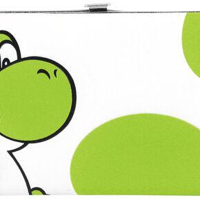Super Mario Yoshi Portefeuille blanc