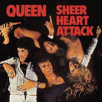 Image of   Queen Sheer heart attack CD standard