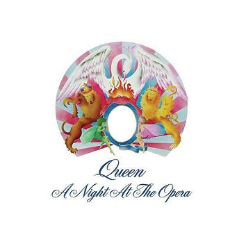 Image of   Queen A night at the opera CD standard