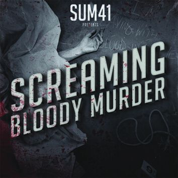 Sum 41 Screaming bloody murder CD Standard