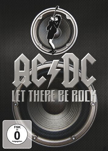 Image of   AC/DC Let there be Rock DVD standard