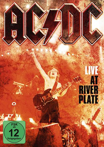 Image of   AC/DC Live at River Plate DVD standard