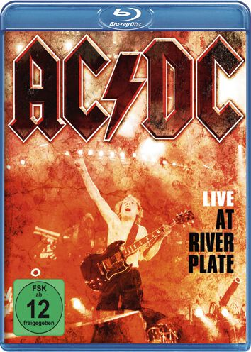Image of   AC/DC Live at River Plate Blu-ray standard