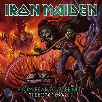 Image of   Iron Maiden From fear to eternity: The best of 1990 - 2010 2-CD standard