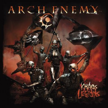 Image of   Arch Enemy Khaos legions CD standard