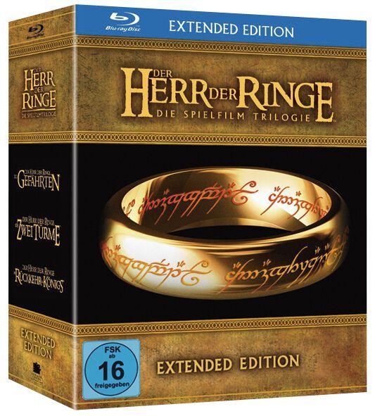Der Herr der Ringe Extended Edition Trilogie 6-...