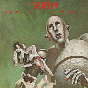 Image of   Queen News of the world CD standard