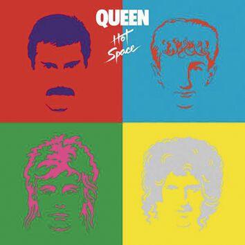 Image of   Queen Hot space CD standard