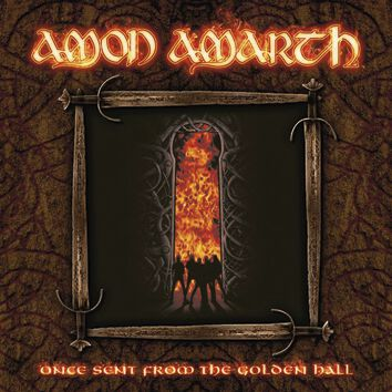 Image of   Amon Amarth Once sent from the golden hall CD standard