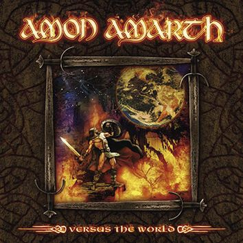 Image of   Amon Amarth Versus the world CD standard