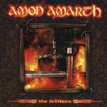 Image of   Amon Amarth The avenger CD standard
