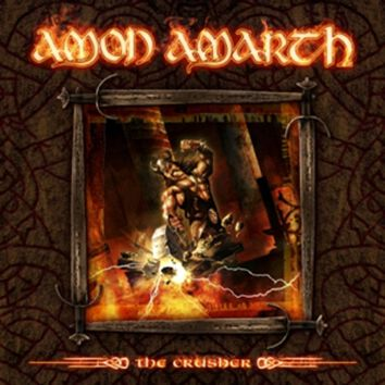 Image of   Amon Amarth The crusher CD standard