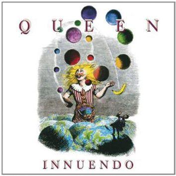 Image of   Queen Innuendo CD standard