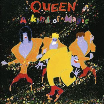 Image of   Queen A kind of magic CD standard