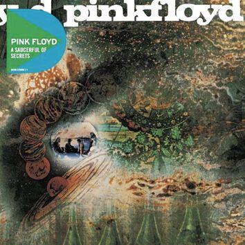 Image of   Pink Floyd A saucerful of secrets CD standard