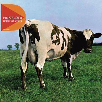 Image of   Pink Floyd Atom heart mother CD standard