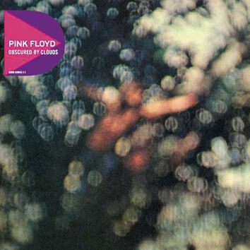 Image of   Pink Floyd Obscured by clouds CD standard