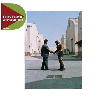 Image of   Pink Floyd Wish you were here CD standard