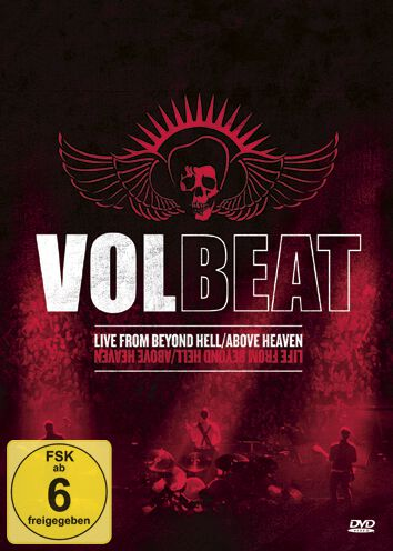 Image of   Volbeat Live from beyond hell / Above heaven Blu-ray standard