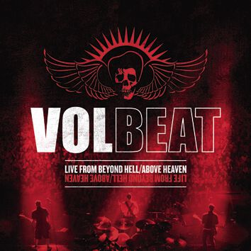 Image of   Volbeat Live from beyond hell / Above heaven CD standard