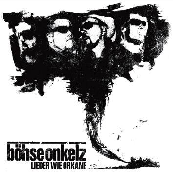 Image of   Böhse Onkelz Lieder wie Orkane 4-CD & DVD standard