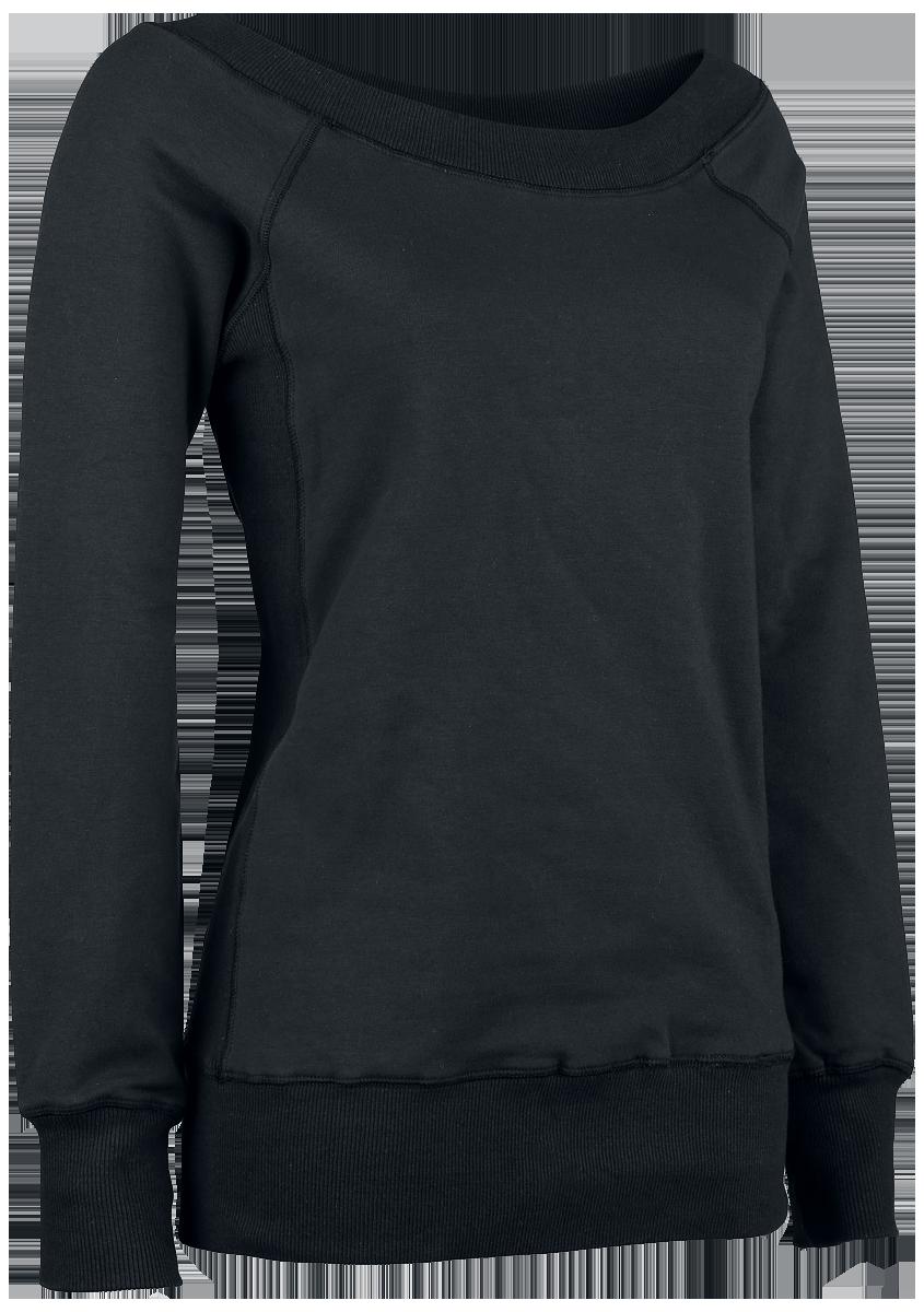 Forplay Sweater Bluza damska czarny