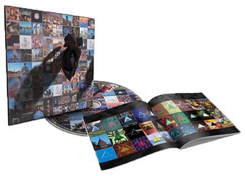Image of   Pink Floyd A foot in the door - The best of Pink Floyd CD standard
