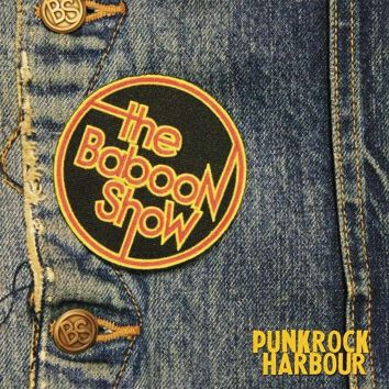 The Baboon Show Punkrock harbour CD Standard