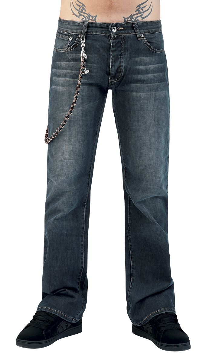 Image of   Forplay Deluxe Jeans blå