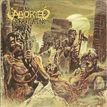 Image of Aborted Global flatline CD Standard