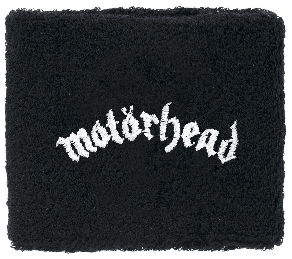 Motörhead Logo Wristband schwarz
