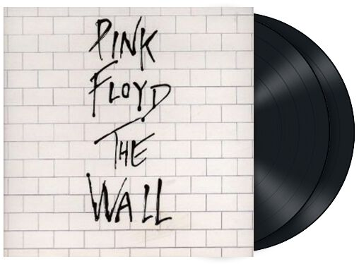 Image of   Pink Floyd The wall 2-LP standard