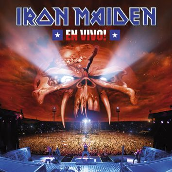 Image of   Iron Maiden En vivo 2-CD standard
