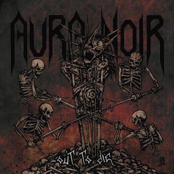 Image of Aura Noir Out to die CD Standard