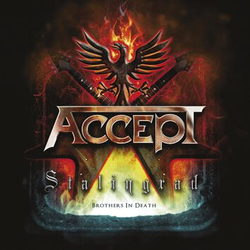 Image of   Accept Stalingrad CD Standard